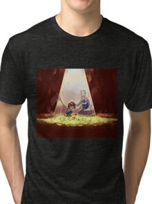 Cute Undertale Design Tri-blend T-Shirt