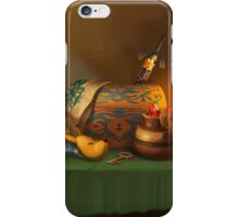 Zelda Still Life iPhone Case/Skin