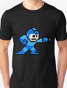 Mega Man Pixel Art T-Shirt