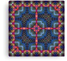 Fractal Interlink No3 Canvas Print