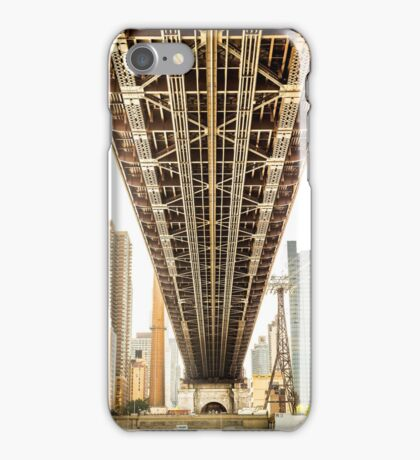 A Bridge To Gotham iPhone Case/Skin