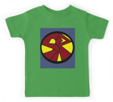 Superhero Movie Reactor Kids Tee