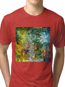 modern composition 31 by rafi talby Tri-blend T-Shirt