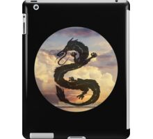 Dragon Haku Spirited Away clouds iPad Case/Skin