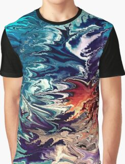 modern composition 32 by rafi talby Graphic T-Shirt