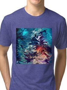 modern composition 32 by rafi talby Tri-blend T-Shirt
