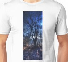 Epping Forest in Winter Unisex T-Shirt