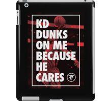 Dunk Me iPad Case/Skin