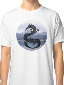 Dragon Haku Spirited Away blue Classic T-Shirt