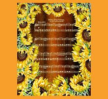 Waltz Of The Flowers Dancing Sunflowers T-Shirt