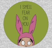 I Smell Fear On You Kids Tee