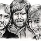 Bee Gees by Margaret Sanderson