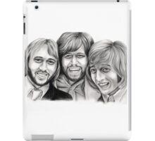 Bee Gees iPad Case/Skin