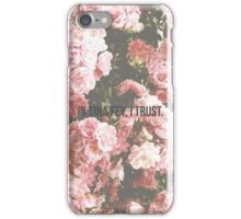 In Tina Fey, I trust. iPhone Case/Skin