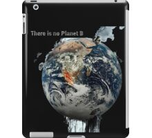 Planet, how are you? iPad Case/Skin