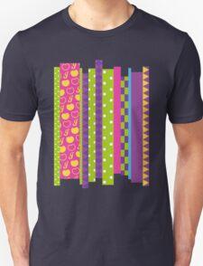 Battle Tendency Stripe  T-Shirt