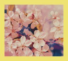 Cherry blossom Baby Tee