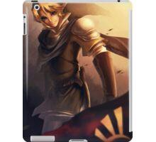 Hyrule Warriors Link iPad Case/Skin