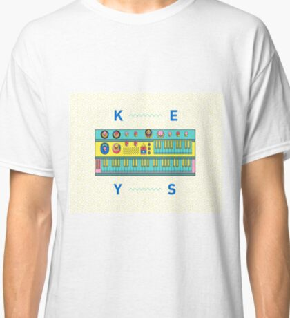 Keyboard Synth Classic T-Shirt