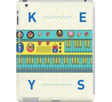 Keyboard Synth iPad Case/Skin