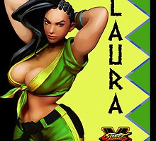 street fighter - laura by Team-AGP2014