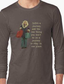 Peggy Quote (FARGO) Long Sleeve T-Shirt