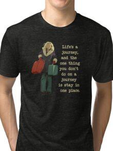 Peggy Quote (FARGO) Tri-blend T-Shirt