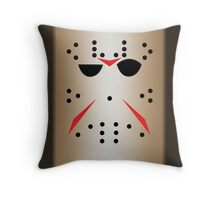 Jason Voorhees Throw Pillow