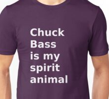 Chuck Bass is my spirit animal Unisex T-Shirt