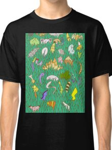 Stay Out of the Tall Grass - Gen 1  Classic T-Shirt