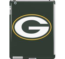 Green Bay Packers iPad Case/Skin