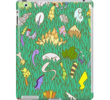 Stay Out of the Tall Grass - Gen 1  iPad Case/Skin