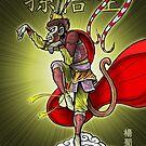 Monkey King by Meerkatsu