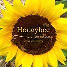 Honeybee Sunflower by NarrelleHarris