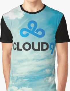 Cloud 9 - C9 - League of Legends Graphic T-Shirt