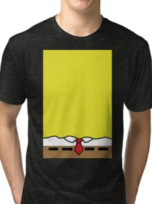 Spongebob Squarepants Tri-blend T-Shirt