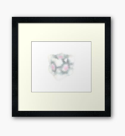 Companion in the Clouds Framed Print