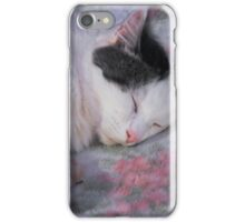 ♥My Munchkin Sleeping♥ iPhone Case/Skin