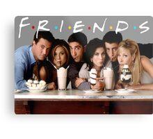 Friends (TV Show) Metal Print