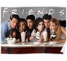 Friends (TV Show) Poster