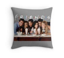 Friends (TV Show) Throw Pillow