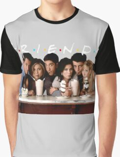 Friends (TV Show) Graphic T-Shirt