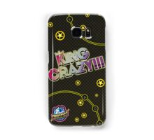 KING CRAZY!!! Persona 4: Dancing All Night Samsung Galaxy Case/Skin