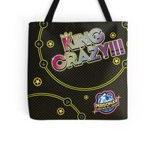 KING CRAZY!!! Persona 4: Dancing All Night Tote Bag