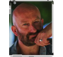 Troy- In My Thoughts iPad Case/Skin