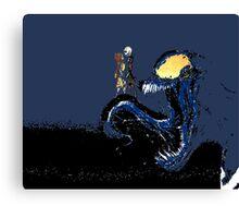Nightmare on Venom Canvas Print