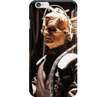 Davros creator of the Daleks iPhone Case/Skin