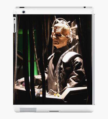 Davros creator of the Daleks iPad Case/Skin