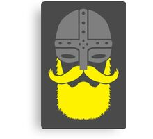 Bearded Viking Warrior Canvas Print