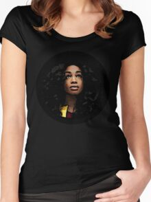 SZA Women's Fitted Scoop T-Shirt